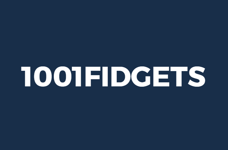 Logo boutique 1001Fidgets