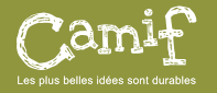 Logo boutique Camif