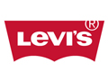 Logo boutique Levi's